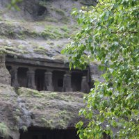 Лонавла пещеры Карла Индия. :: maikl falkon