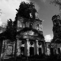 Церковь Рождества Богородицы :: Ксения Черных