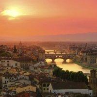 Закат во Флоренции :: Dogdik Sem