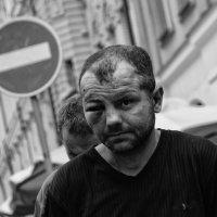 """Под """"кирпичом"""" после кирпича :: Александр Степовой"""