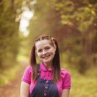 Портрет Кати :: Женя Рыжов