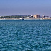Иркутская ГЭС :: Анатолий Иргл