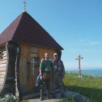 Часовня святителя Николая на о. Большой Шантар :: Vladimir 070549