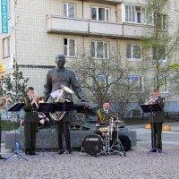 Военный оркестр :: Вера Щукина