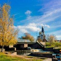 Вид на храм св. Петра и Павла 2 :: Виталий