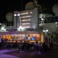 Круизный лайнер MSC Opera. Фрагмент 11-ой палубы. :: Надежда