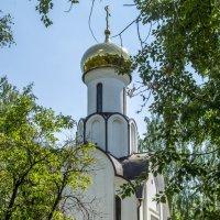 Часовня в память Чернобыльцев :: Дмитрий Потапкин