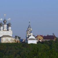 Воскресенский монастырь :: Сергей Цветков