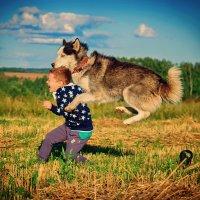 Миша и Саймон))) :: photographer Anna Voron