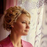 Очаровательная невеста в ожидании любимого :: Елена Илюкович