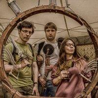 steampunk :: Julia Sanders