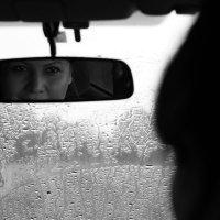 Дождь. :: Елена Прихожай