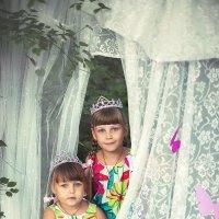Маленькие принцессы :: Marina Vesna