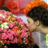 цветок к цветку :: Олег Лукьянов