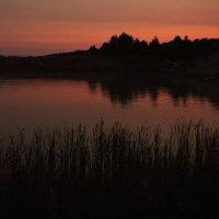 на закате... :: Арина Минеева
