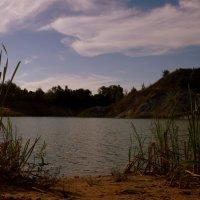 на озере :: Арина Минеева