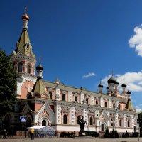 Кафедральный Покровский собор :: Владимир