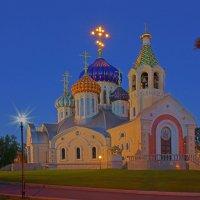 Церковь Святого Игоря Черниговского :: Alex