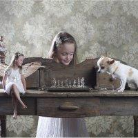Трое против одного, или шах и мат. :: Виктория Иванова