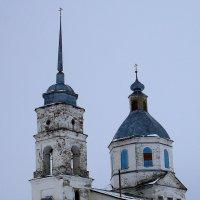 Разрушенные Храмы.... :: Валерия  Полещикова
