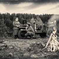 Стилизация :: Сергей Смоляков