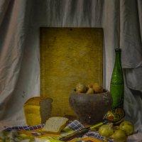 Хлеб да соль :: Рома Григорьев