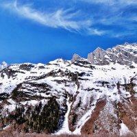 Снежные ручьи :: Виктор Заморков