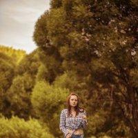 В парке Мира :: Женя Рыжов