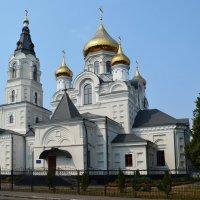 Свято-Хрестовоздвиженский кафедральный собор :: Ростислав