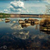 Обычный пейзаж в необычное время :: Андрей Черненко