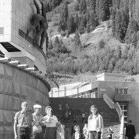 Медео 1981 год. :: Олег Афанасьевич Сергеев