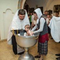 Крещение. :: Геннадий