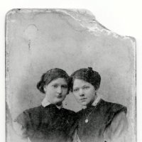 Гимназистки. Курскъ,1912год. :: Геннадий Храмцов