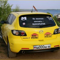 Крутой автоцыплёнок крутой автоледи. :: Anatol Livtsov