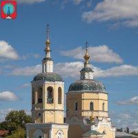 Серпухов. Ильинский храм :: Алексей Шаповалов Стерх