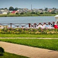 Фотопрогулка в г. Браслав. Беларусь. :: Nonna