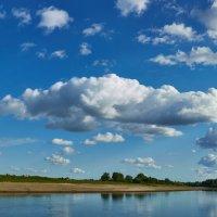 на реке :: Николай Мальцев