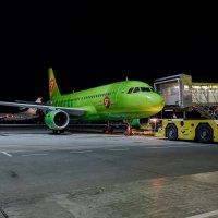 Airbus A320 — S7 Airlines :: Александр Николаев