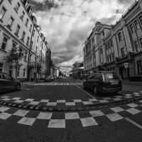 И твои шашки переходят в дамки :: Ирина Данилова