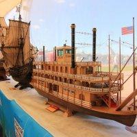 Модели старинных кораблей :: Вера Моисеева