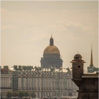 В Питере жара :: Борис Борисенко