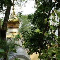 Монастырское подворье... :: Тамара (st.tamara)