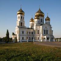 Спасо-преображенский храм в Волгоградской области... :: Sergey Apinis
