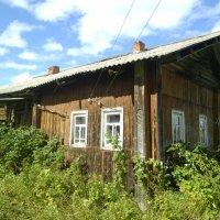 Заброшенный дом :: Николай Туркин