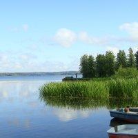 На озере (2) :: Iri_S (Ирина Саянова)