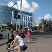 центр г.Киров :: Павел Михалев