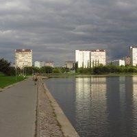 И вдруг дали свет! :: Андрей Лукьянов