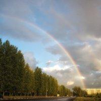 После дождя :: Александр Беляков