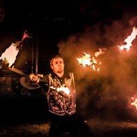 Работа с огоньком :: Андрей Куприянов
