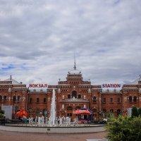Казанский вокзал :: Allekos Rostov-on-Don